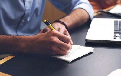 Les avantages des cartes manuscrites en entreprise